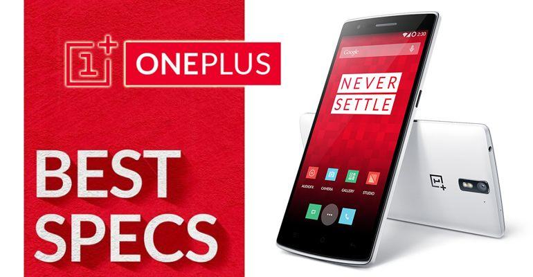 OnePlus One anunciado