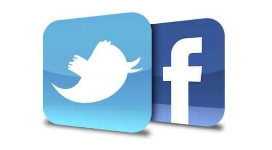 twitter facebook1 Argélia, exames, facebook, twitter