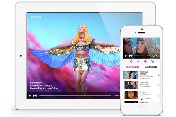 VEVO 3.O para iOS