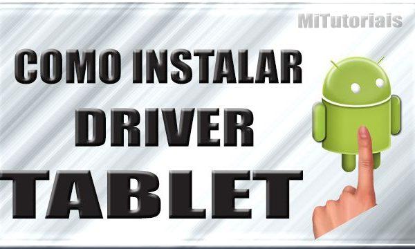 Como instalar um driver para Android instalar