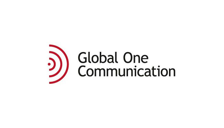logo Global One Communication