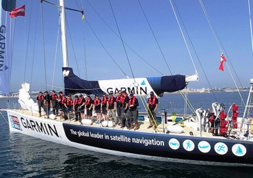 Team Garmin - Clipper Round the World