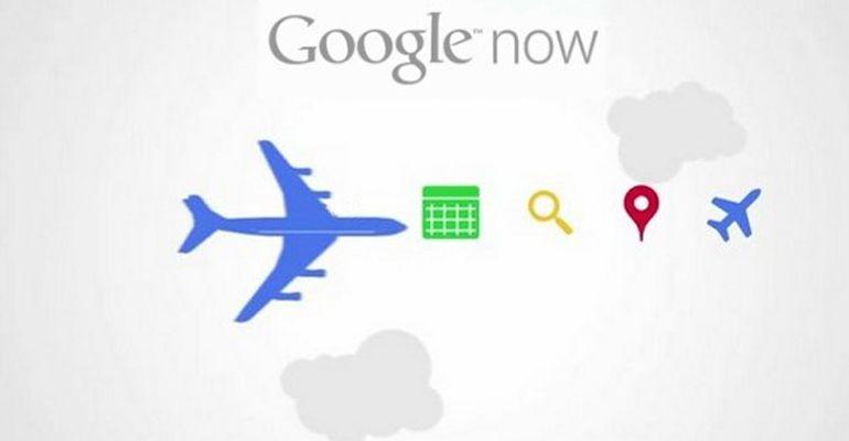 Google Now actualização