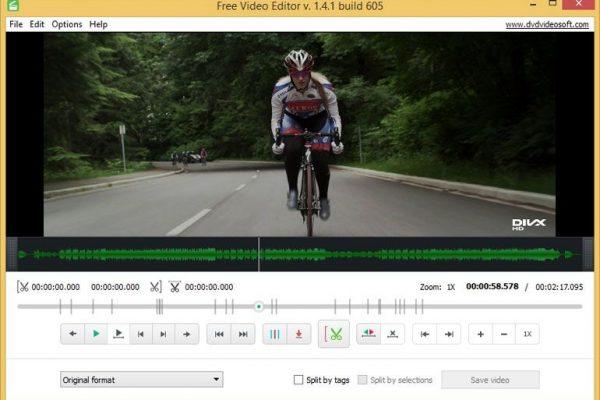 Novo Free Video Editor: simples, poderoso e grátis