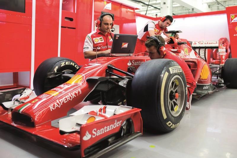 Ferrari escolhe kaspesky lab para blindar a sua infra-estrutura de TI