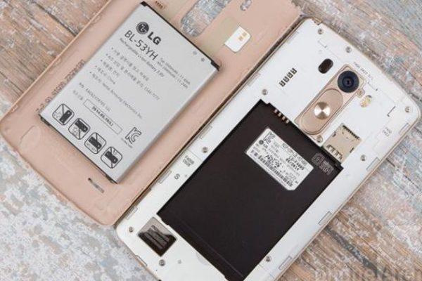 Bateria do LG G3 supera a do Galaxy S5