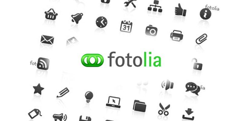 Fotolia para Android