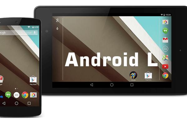 l dev prev Android L