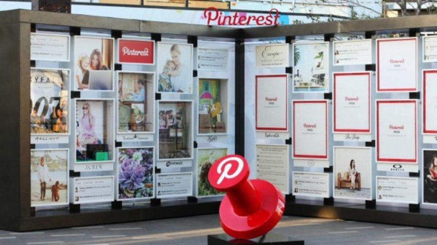 mall introduces real life pinterest board 9ddfaf5715