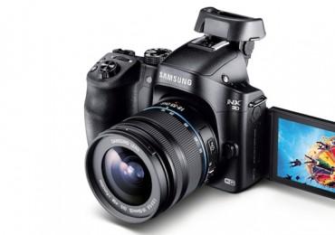 Samsung oferece câmaras NX30