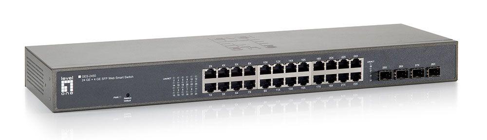 switch GES-2450 da LevelOne