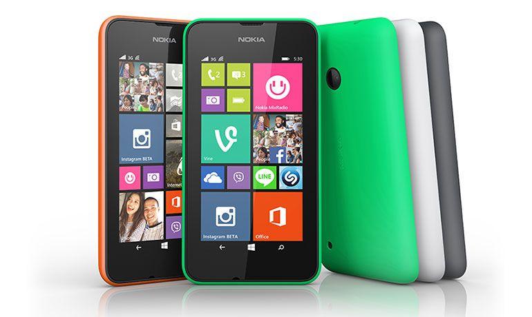 Nokia Lumia 530 chega a Portugal em Agosto