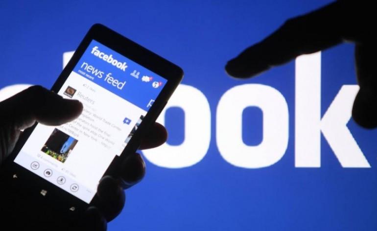 vírus no Facebook