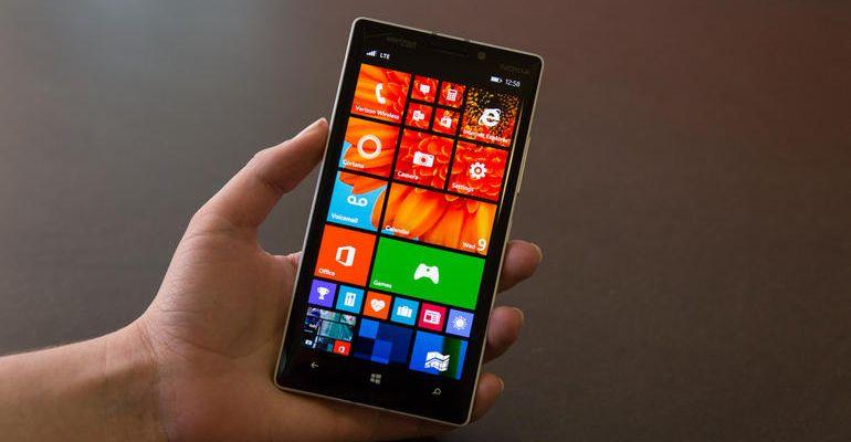 Nokia Lumia Cyan Windows Phone 8.1