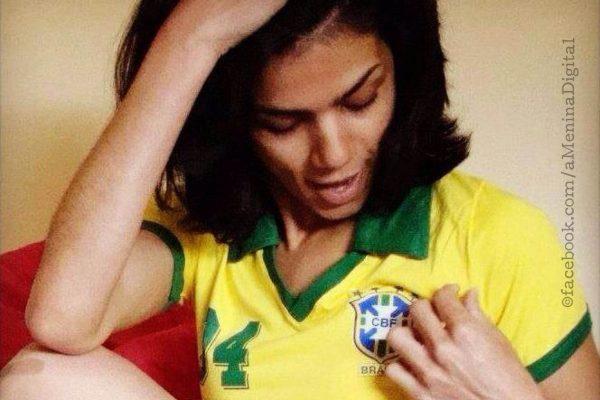 A Menina e o Futebol (foto: ©CAssisBr | facebook.com/aMeninaDigital)