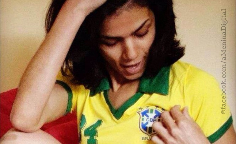 A Menina e o Futebol (foto: ©CAssisBr   facebook.com/aMeninaDigital)