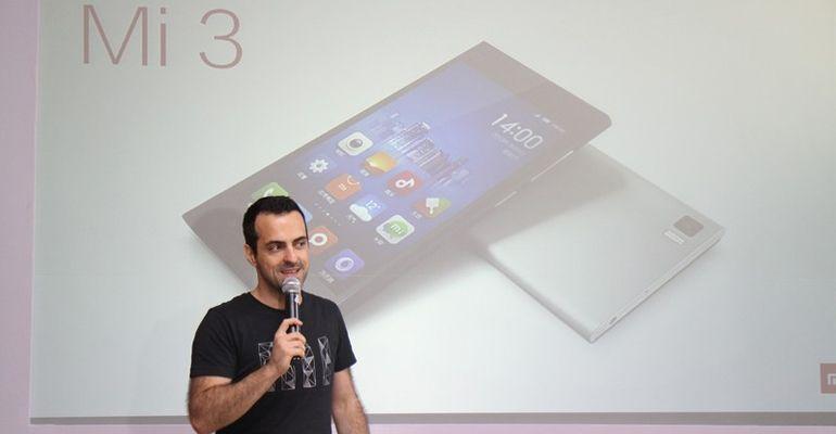 Xiaomi Mi 3 Índia