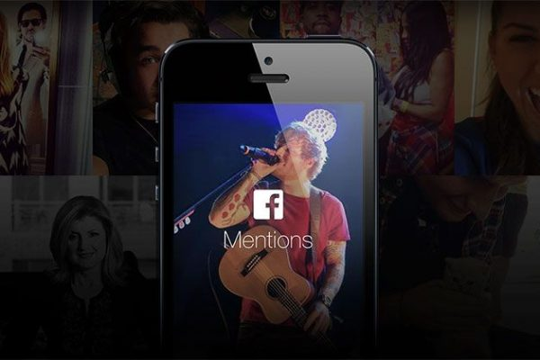 App Facebook Mentions