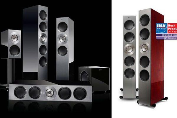 KEF Reference 5 é o melhor equipamento de áudio high-end do ano