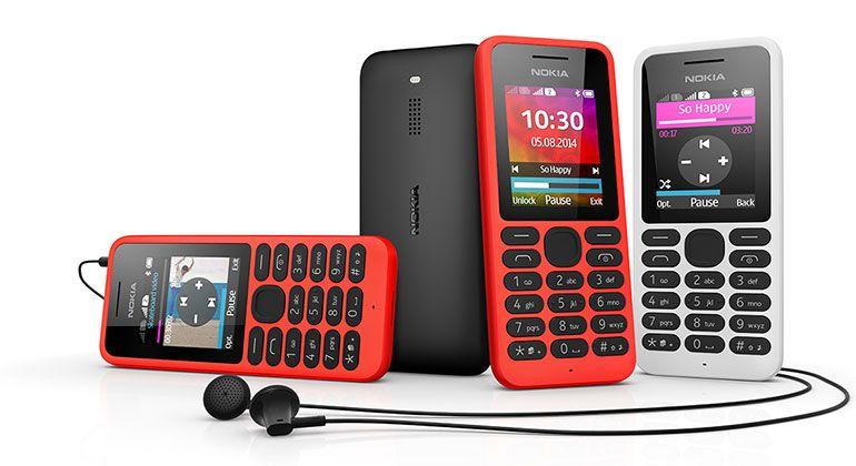 Nokia 130: um telemóvel ultra acessível com leitor de música e de vídeo