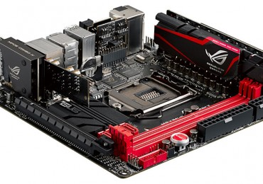 motherboard de gaming Maximus VII Impact