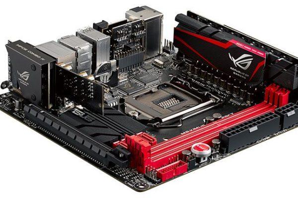 motherboard de gaming Maximus VII Impact