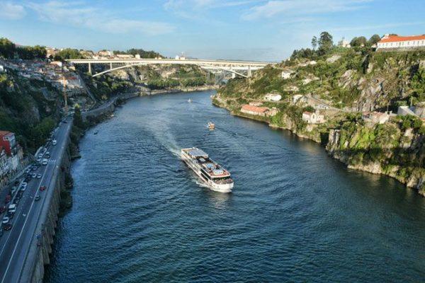 Rio Douro - Porto - Gaia