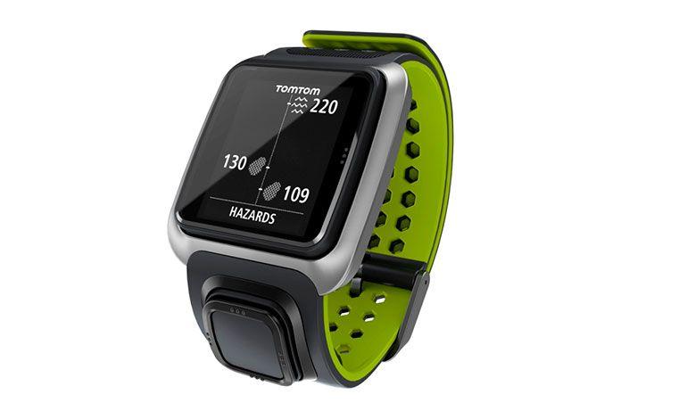 TomTom Golfer, um relógio desportivo com GPS