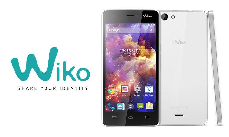 HIGHWAY SIGNS: O novo smartphone da Wiko com processador octa-core