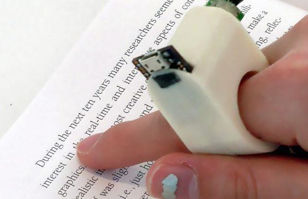 FingerReader techenet
