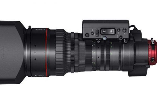Canon CN20x50, a nova cine-servo 4K
