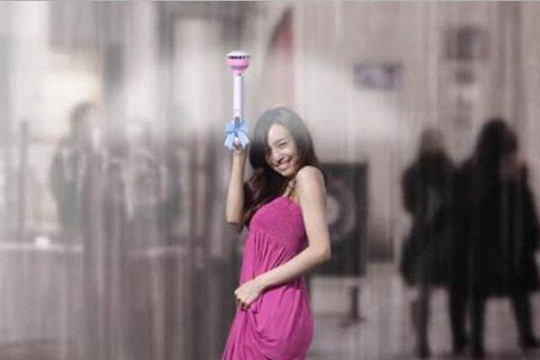 Air Umbrella Kickstarter
