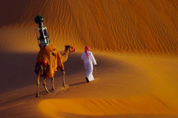 google street view liwa desert techenet