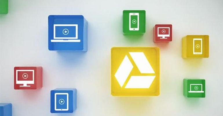 Google Drive Material Design