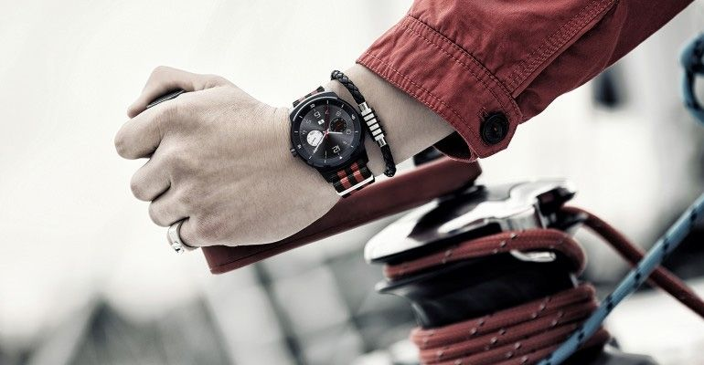 LG G Watch R Android Wear