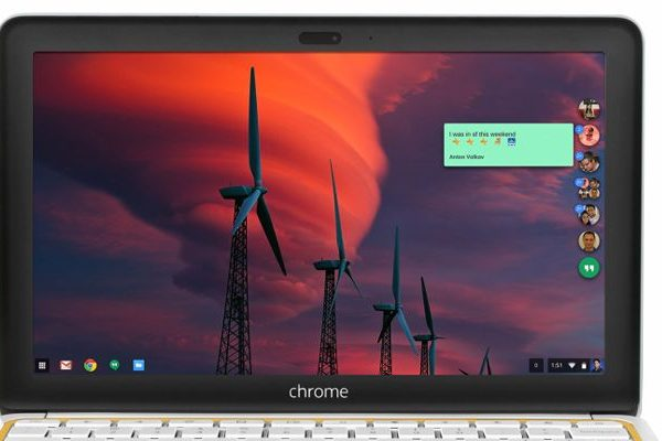 Google Hangouts Chrome OS Windows