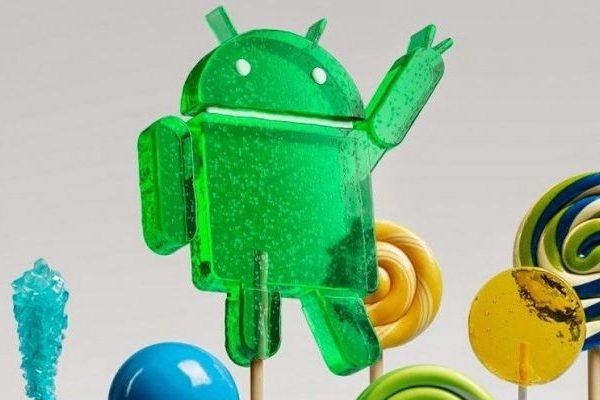 Samsung Galaxy S5 actualização Lollipop