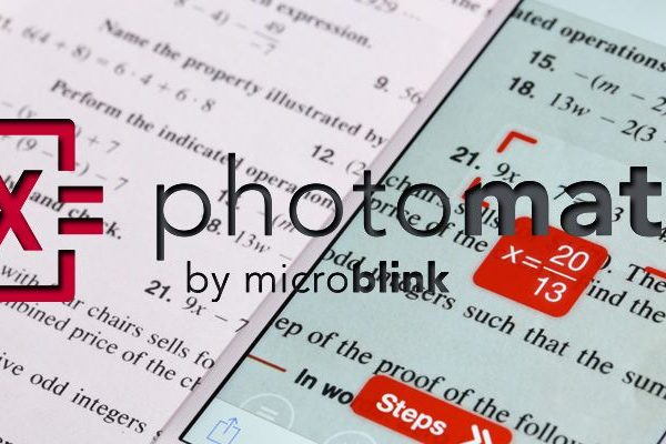 PhotoMath génio matemático