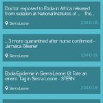 screen568x568 2 App Store, apple, ebola app, iphone