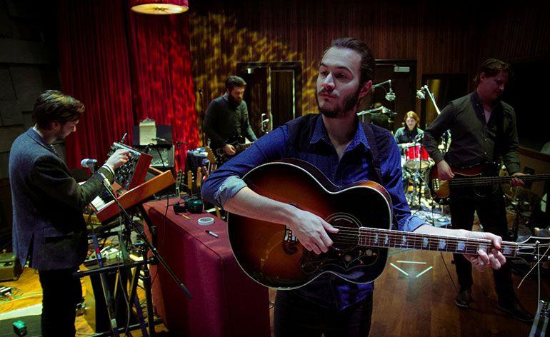 Sony: banda indie Editors