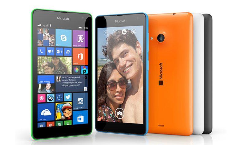 Microsoft Lumia 535 e Lumia 535 Dual SIM