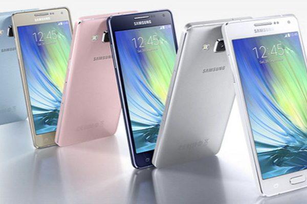 Samsung Galaxy A3 e A5