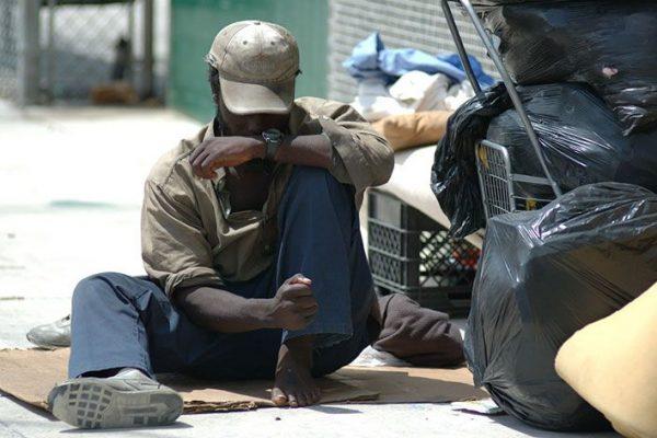 imagem da pobreza