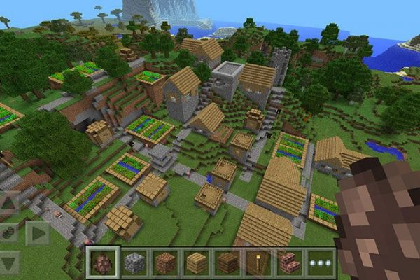 Minecraft: Pocket Edition para Windows Phone 8.1