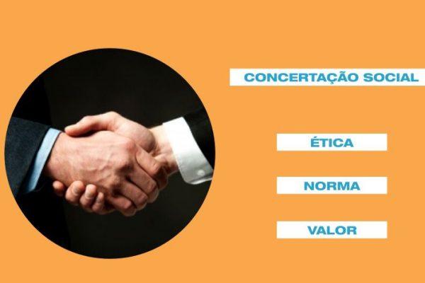 A CONCERTAÇÃO SOCIAL EM PORTUGAL