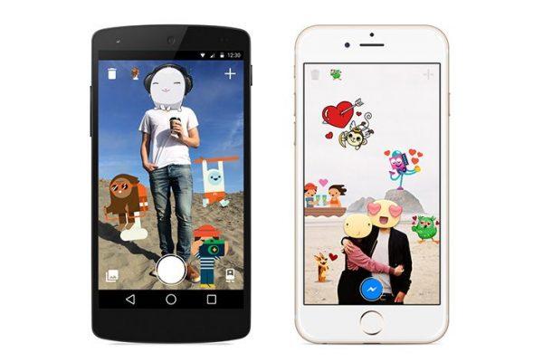 App Stickered for Messenger