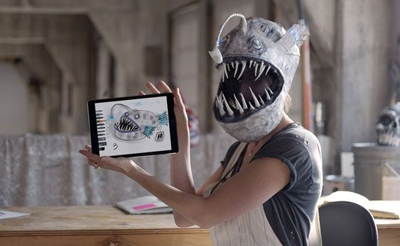 """Change"": vídeo comercial do iPad Air 2"