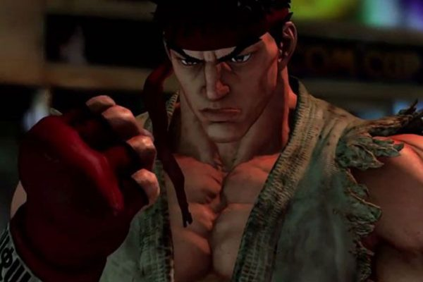 Imagem do Ryu no Street Fighter 5