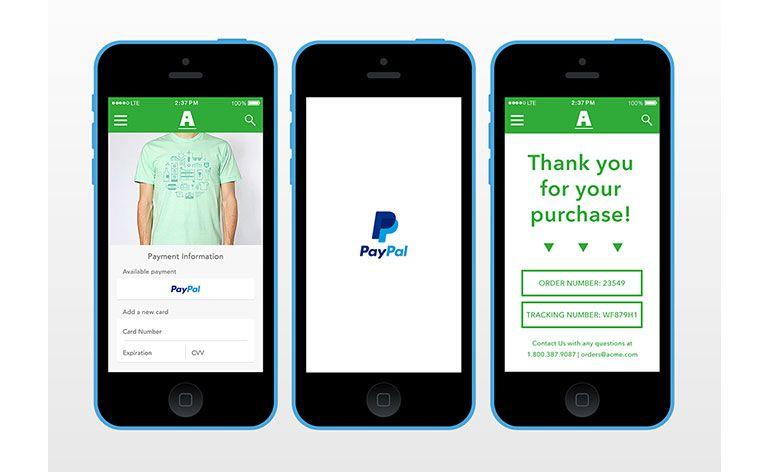 PayPal One Touch chega a novos mercados