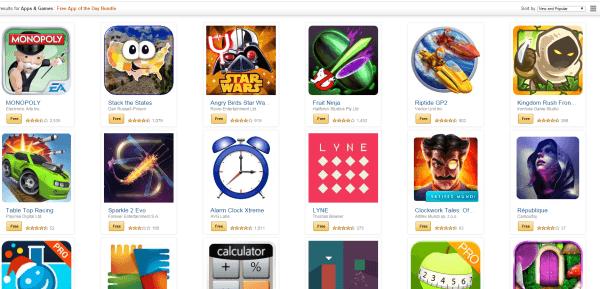 Amazon Free Apps New Year 630x289
